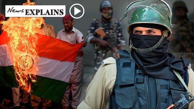 Nuclear war threatens Kashmir