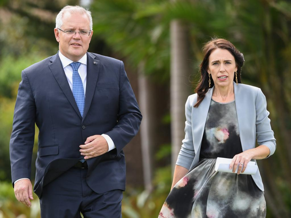 New Zealand has updated its FTA with China as relations between Canberra and Beijing deteriorate. Picture: James D. Morgan / Getty Images