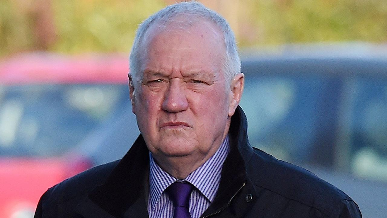 David Duckenfield pictured in 2015. Picture: AFP