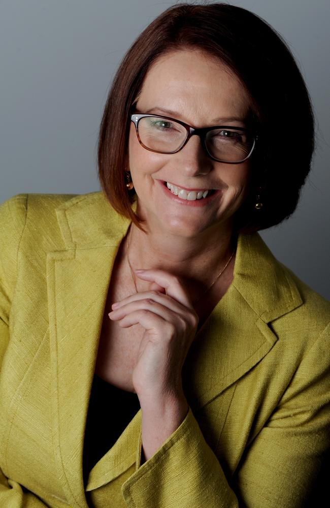It was all smiles until voters turned on her. Picture: News Corp Australia