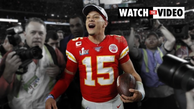 NFL 2020: Patrick Mahomes signs richest deal in sports history
