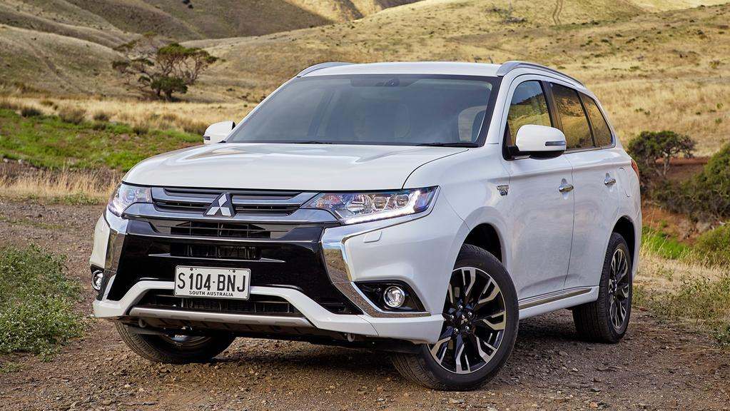 Mitsubishi Outlander PHEV saves a lot of petrol but comes at a price
