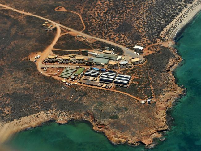 Eden ... The Chevron ran Gorgan Gas Project on Barrow Island. Picture: Supplied.