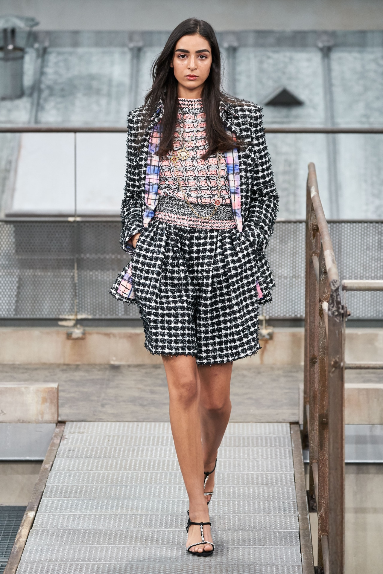 Chanel ready-to-wear spring/summer 2020. Image credit: GoRunway.com