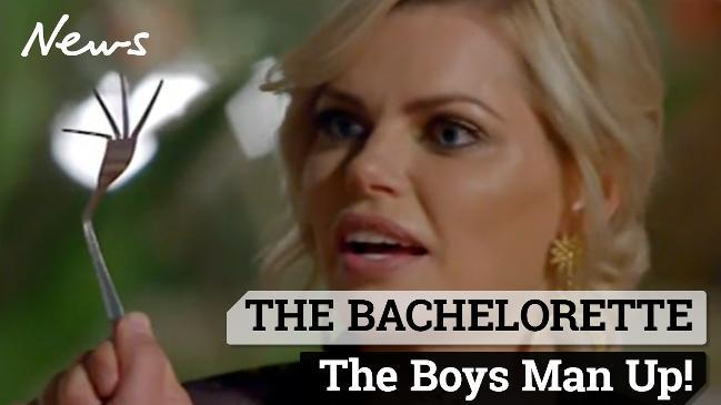 The Bachelorette - Episode 4 - The Boys Man Up