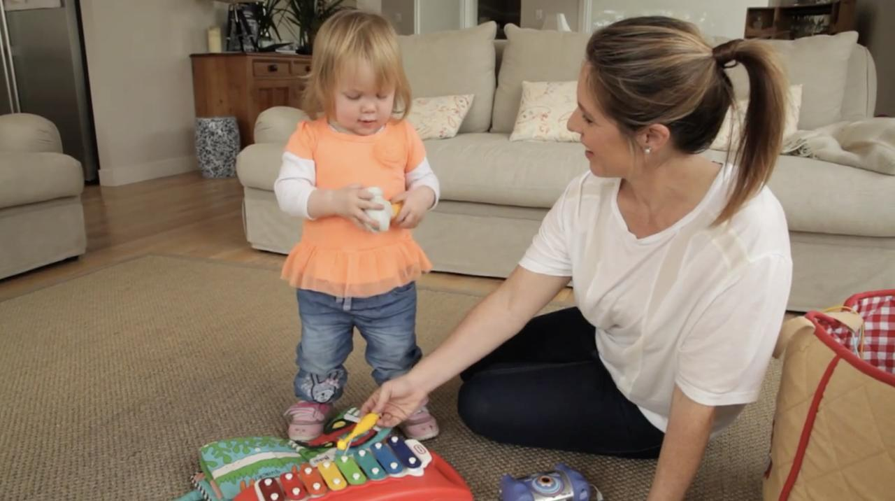 Teach your toddler independence with these helpful tips.