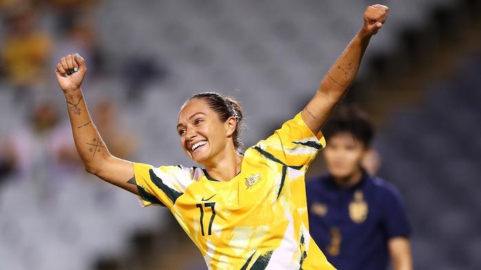 Women's Olympic Football Tournament Qualifier - Thailand v Australia