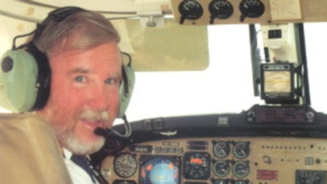 Pilot Max Quartermain was one of five people killed in a Melbourne plane crash today.
