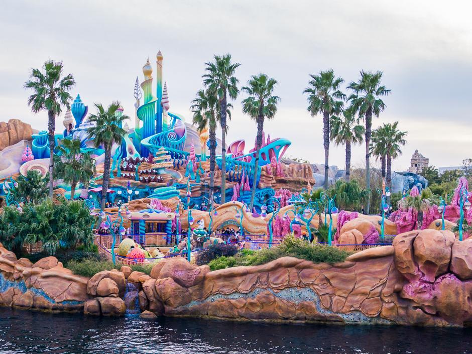 Tokyo DisneySea in Chiba, Japan. Picture: Leah Davies/Flickr
