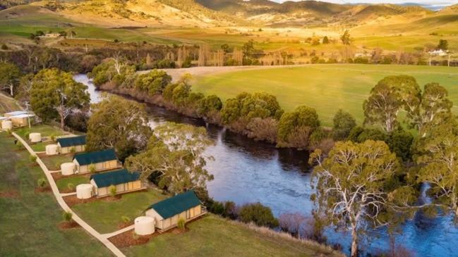 8 Top glamping spots in Australia