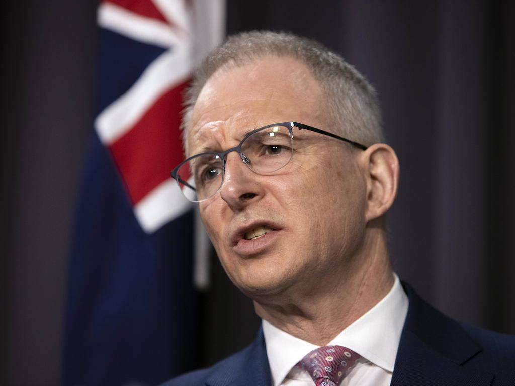 'A lack of respect for Senate accountability … has plagued the communications portfolio' under Paul Fletcher, according to Tasmanian Senator Anne Urquhart. Picture: NCA NewsWire/Gary Ramage