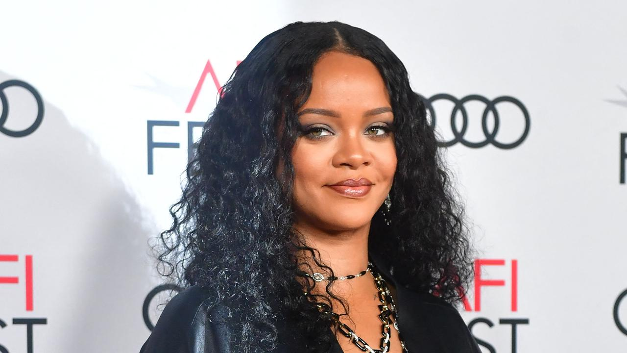 Rihanna is the richest female musician, and the second richest female entertainer. Picture: Frederic J Brown/AFP