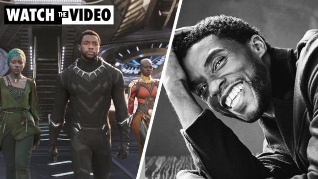 Black Panther star Chadwick Boseman dead at 42