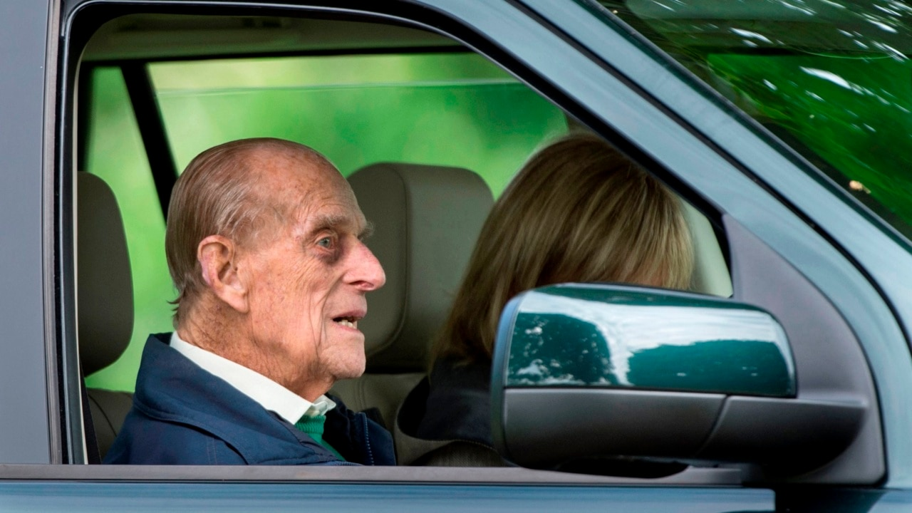 Prince Philip remains in hospital