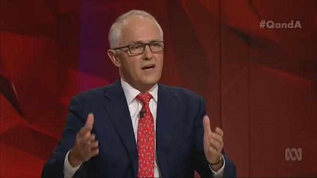Q&A - Prime Minister Turnbull argues the importance of Indigenous members of parliament