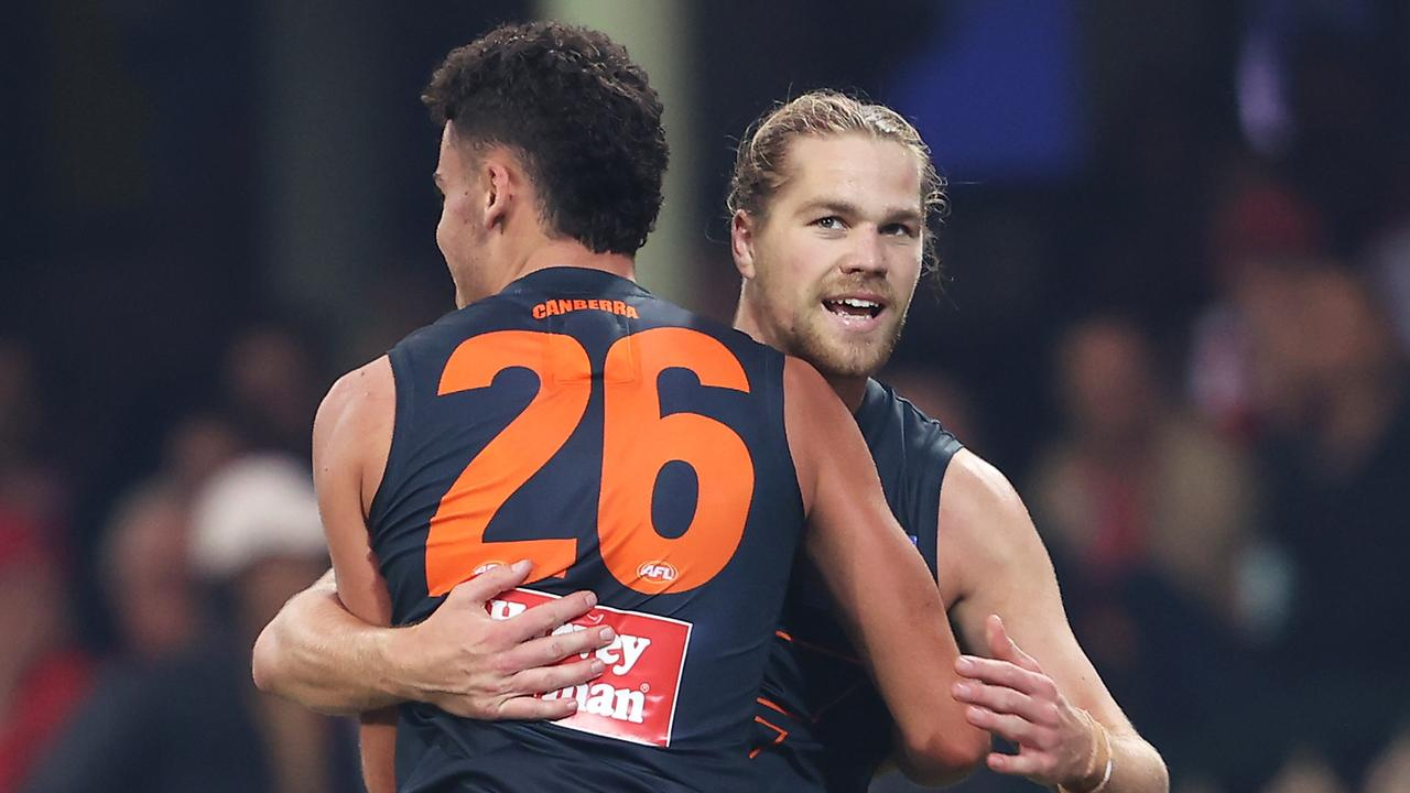 The Giants have notched back-to-back wins.