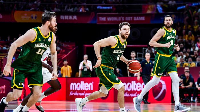 Here are the numbers that defined the Boomers' World Cup.