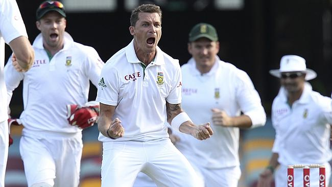 South Africa paceman Dale Steyn is world class. Picture: AP