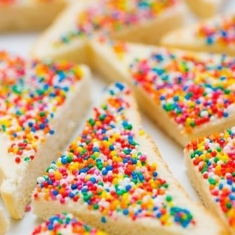 If you're an Australian, it's unlikely you escaped childhood without indulging in Fairy Bread. Picture: Instagram: zooboxfun