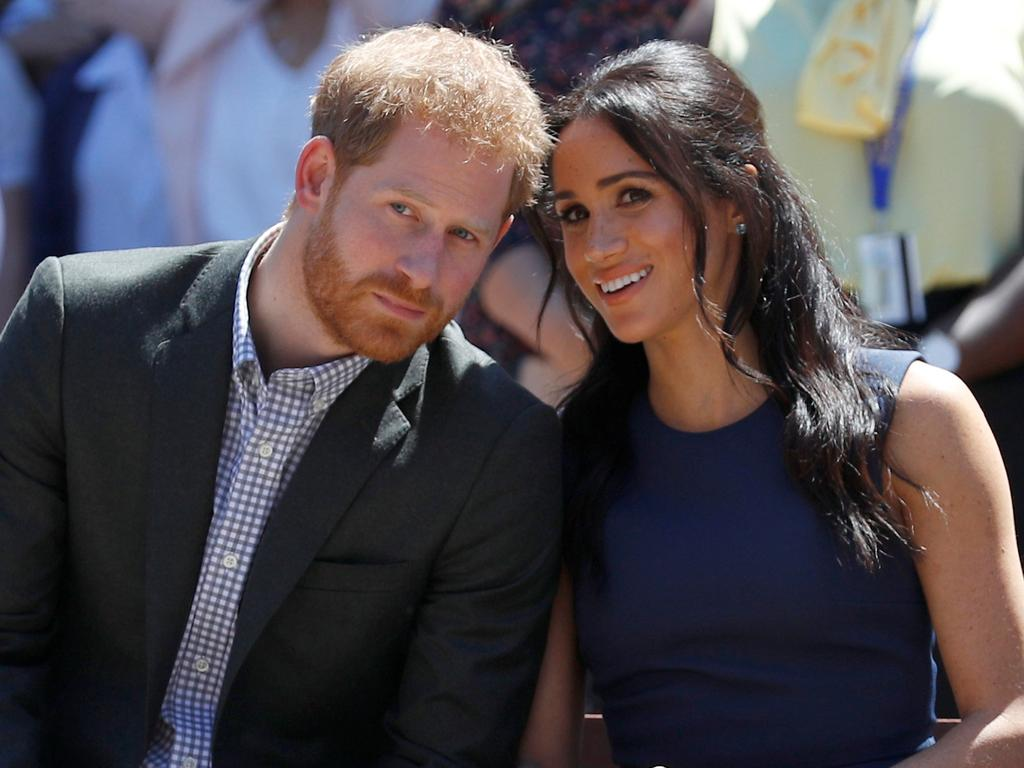 Meghan and Harry have lurched from one PR crisis to another in recent months. Picture: Phil Noble — Pool/Getty Images