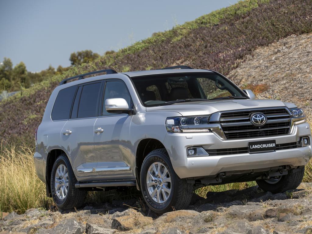 2020 Toyota LandCruiser Sahara Horizon.