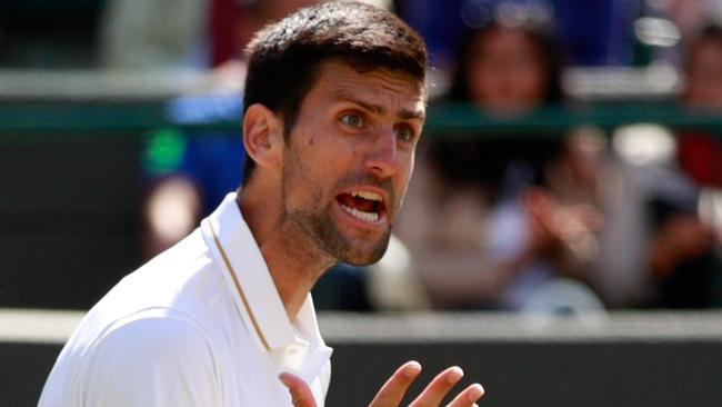 Novak Djokovic's dreams of a calendar grand slam are dead.