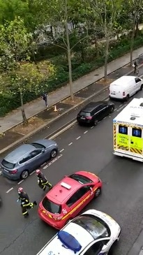 At Least Two Injured in Knife Attack Near Former Charlie Hebdo Office in Paris