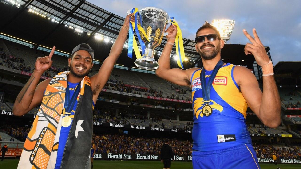 Eagles soar to win AFL grand final
