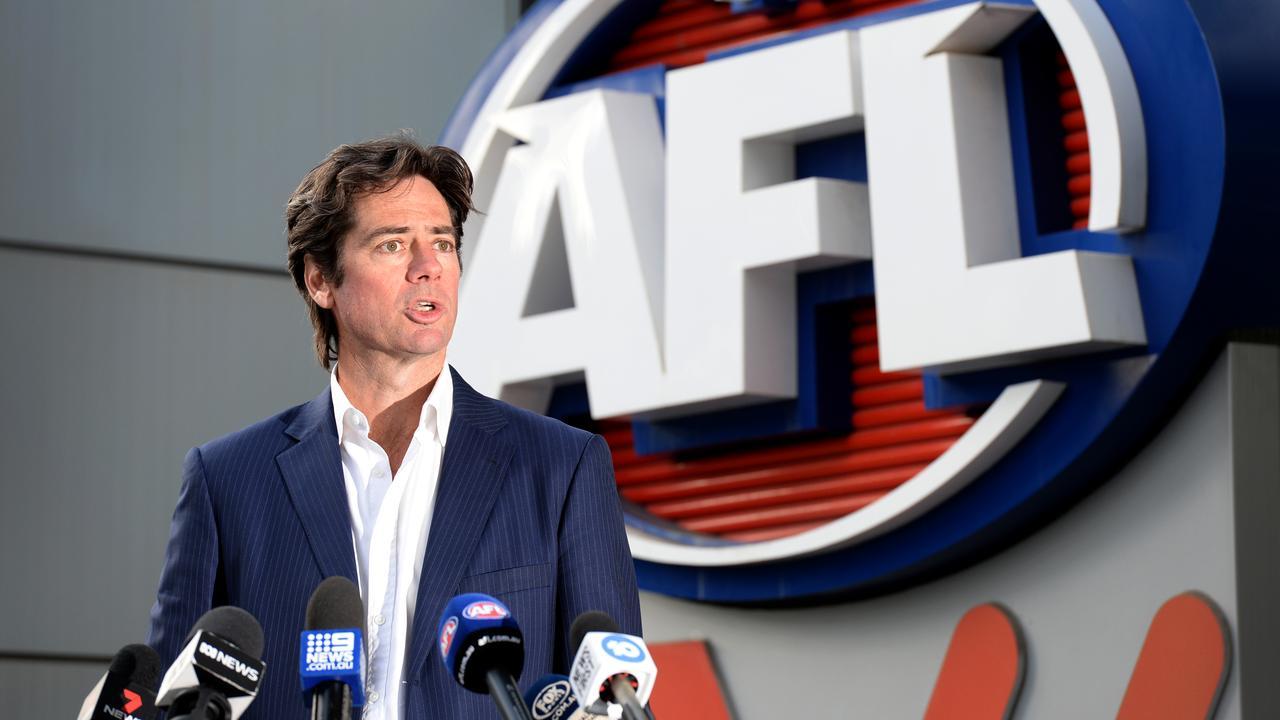 AFL PRESSER