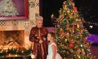 Pink's daughter Willow stuns singing in Christmas special