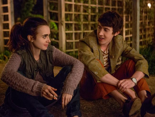 Noxon hopes audiences will gain a greater understanding of anorexia in To the Bone. Picture: Netflix