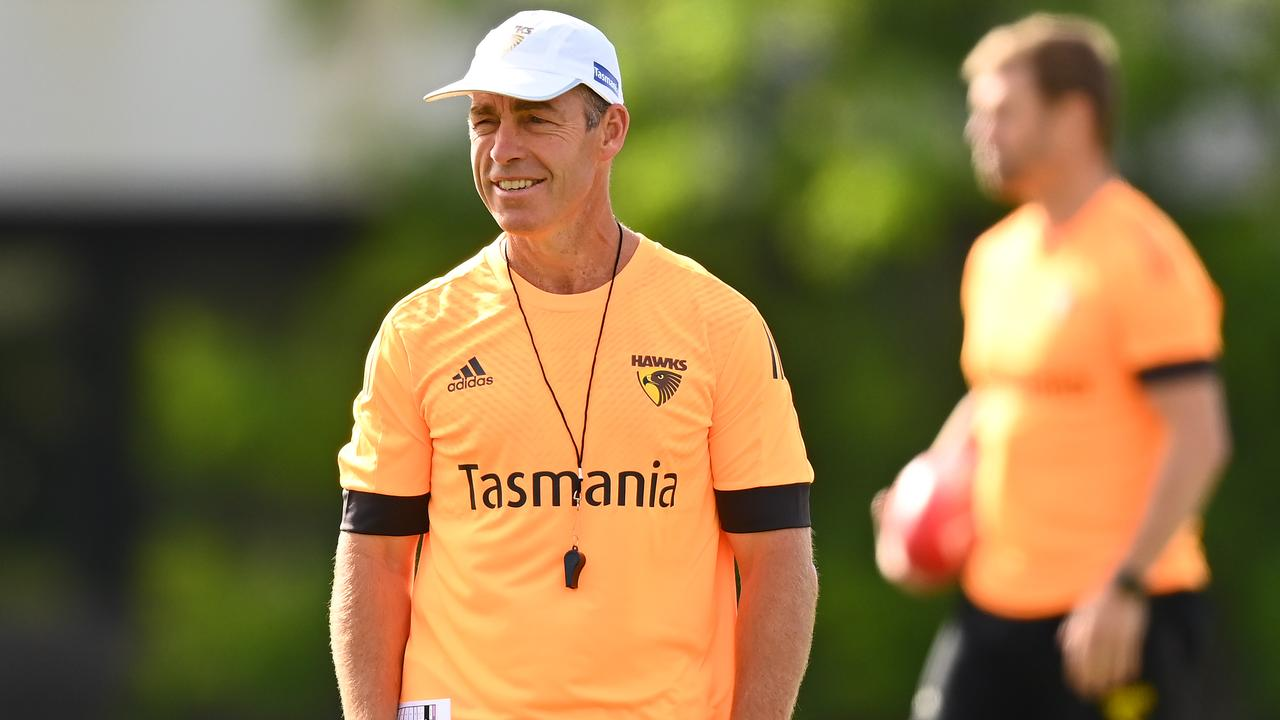 Alastair Clarkson could be set for a move in 2022.