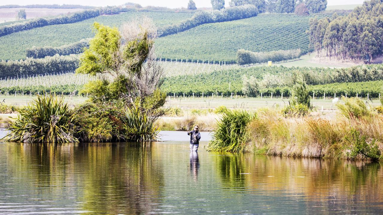 There's an art to fly fishing. Pictures: Supplied