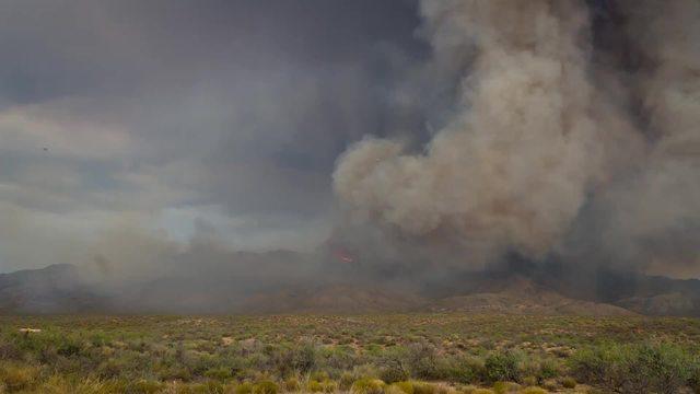 Arizona blaze timelapse