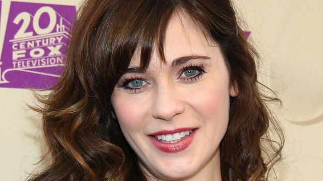 Hefty fees ... the woman Zooey Deschanel leased a competition horse from claims she was left with expensive vet bills after the actress allegedly injured the animal. Picture: Getty Images