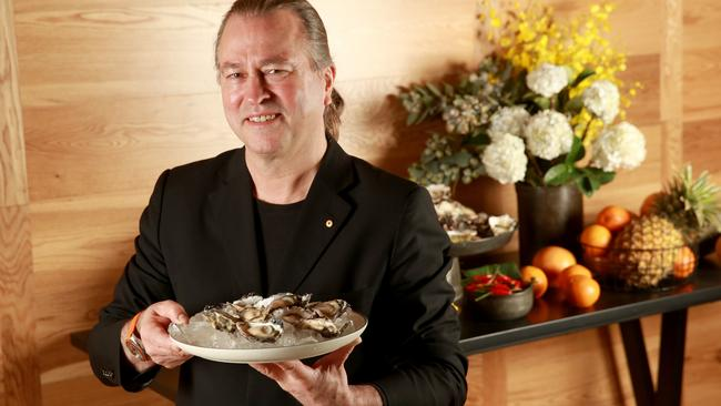 Celebrity chef Neil Perry is behind the overhaul. Picture: Damian Shaw/AAP