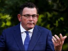 Treasurer: Dan Andrews will have to explain reasons behind construction ban