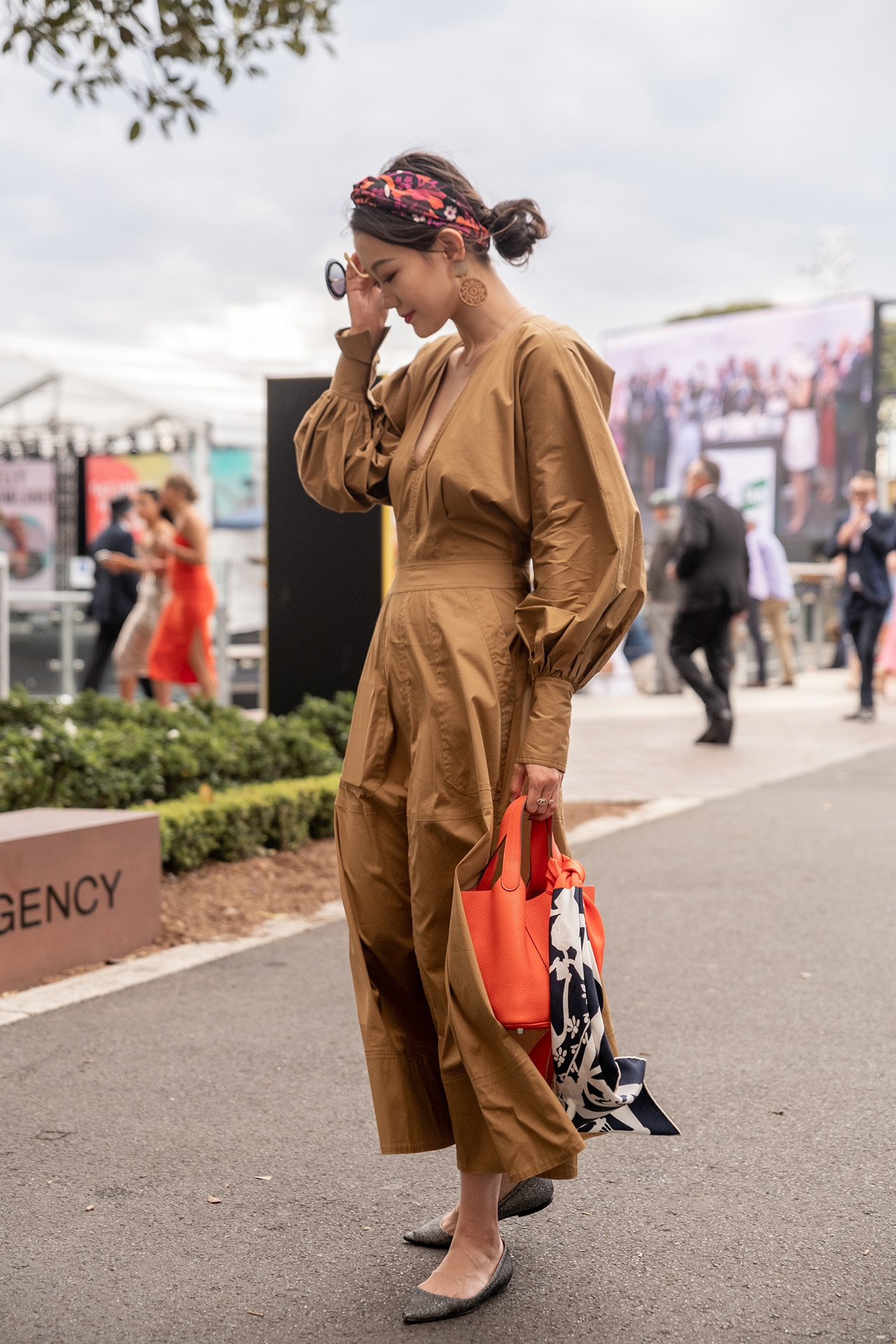 The best street style from The Everest race day 2019