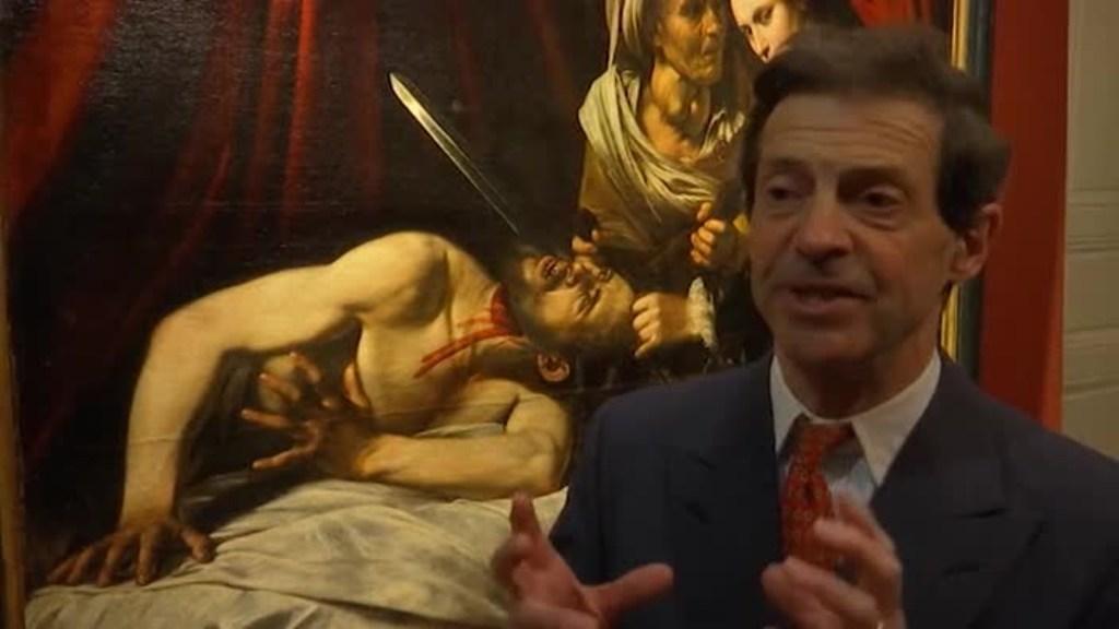 Caravaggio masterpiece worth over $175m found in attic