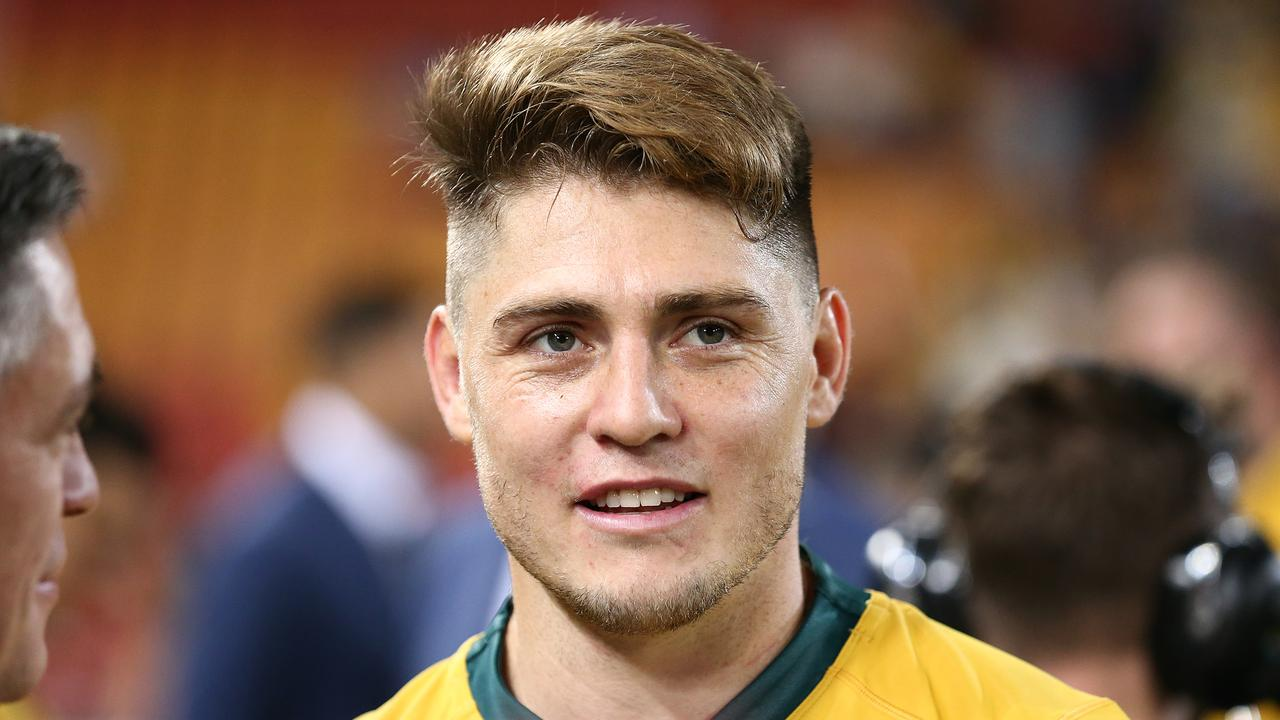 James O'Connor has won over Australian rugby, now he's set to be rewarded.