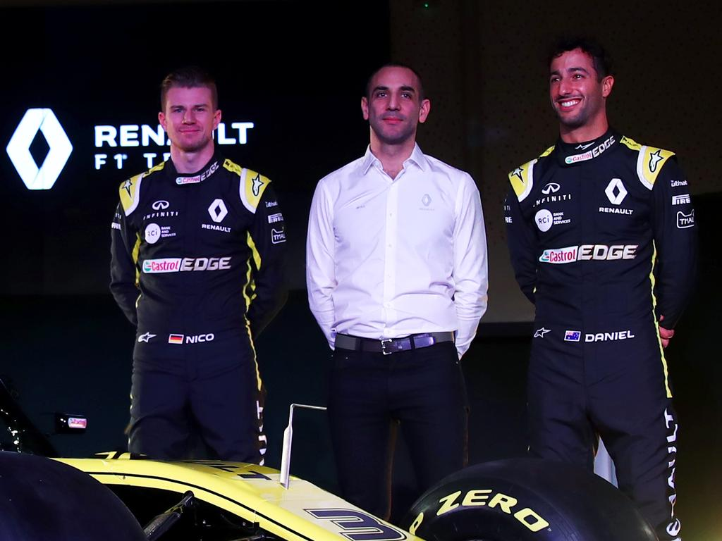 It all started so well for Renault.