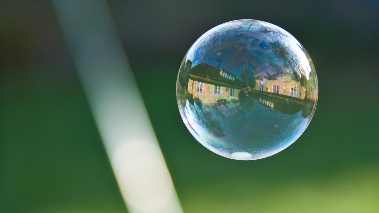 EG Advisory managing director Shane Geha says there may not be any housing bubble to pop.
