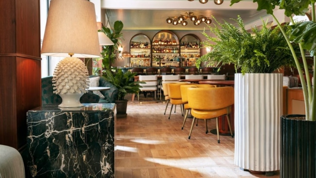 1/6Boutique hotelier The Hoxton has just opened the doors of its newest outpost on the cobbled streets of Rome. Its 10th hotel, and fourth in Europe, The Hoxton is rebounding from COVID-19 in a big way. Far more than a place to rest your head, the Rome hotel boasts 192 bedrooms, a coffee bar and takeaway counter, an ambient restaurant and an expansive terrazza wrought with vines
