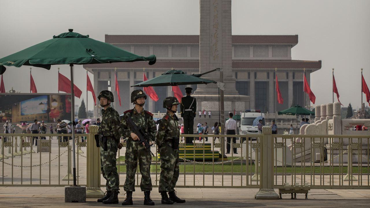 A Beijing Clampdown as Hong Kong Commemorates Tiananmen Square
