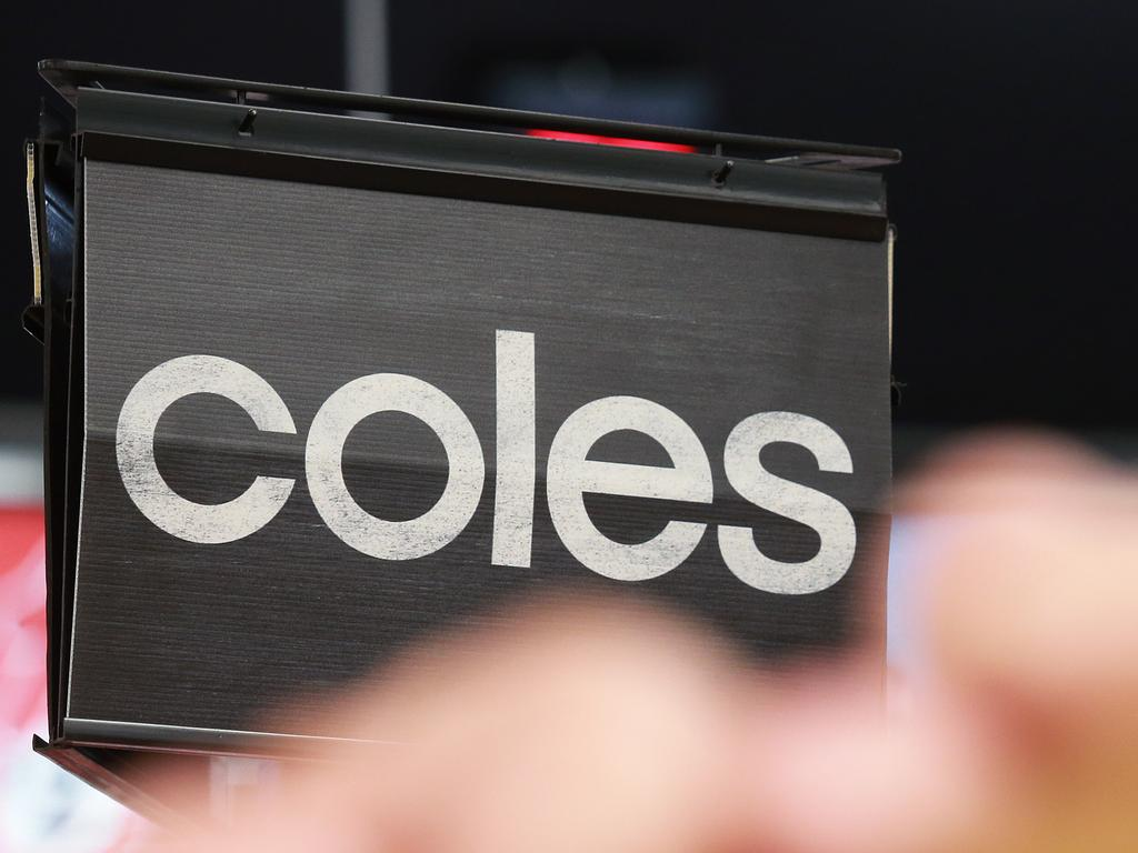 Coles has halved its prices of rock lobster this Christmas. AAP Image/Claudia Baxter