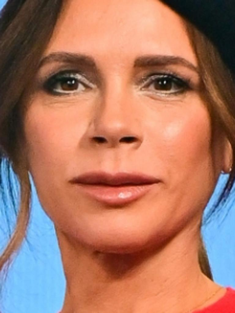 Victoria Beckham on Good Morning America. Picture James Devaney/GC Images