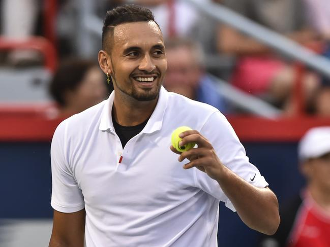 Legends divided over Kyrgios suspension