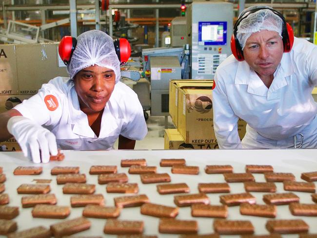 Original Tim Tams: perfect just the way they are.