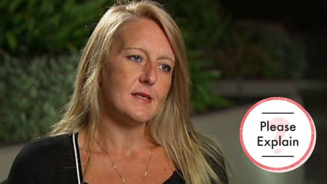 In March, Lawyer X was revealed to be defence barrister Nicola Gobbo. Image: ABC News.