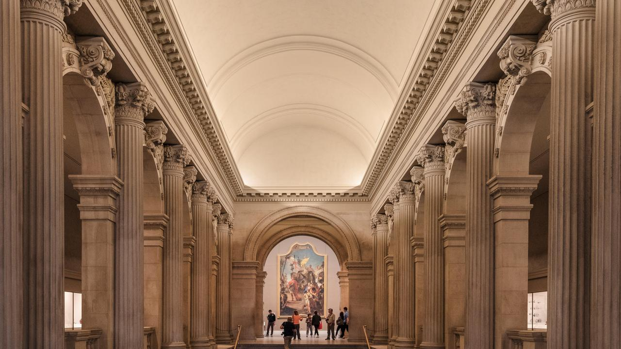 Get in early and admire the magnificence of New York's Metropolitan Museum of Art without the crowds.